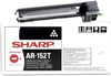 SHARP AR-152T / AR152T - Тонер картридж Sharp AR 121 / 151 / 156 / 5012 / 5415 / M150 / M155