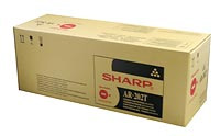 SHARP AR-202T / AR202T - Тонер картридж Sharp AR 163 / 201 / 206 / M160 / M205 оригинал 16000 копий