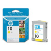C4842AE Картридж № 10 для HP DJ 2000/2500C Color Printer Yellow оригинал C4842AE