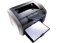 Принтер HP LaserJet 1018 Limited Edition Black {A4, 1200dpi(REt), 12ppm, 2Mb, USB} (CС563A)