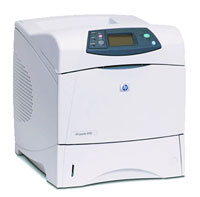 Принтер HP LaserJet 4250N {A4, 1200dpi, 43ppm, 64Mb, 2 trays 500+100, Parallel / USB / EIO / LAN} (Q5401A)