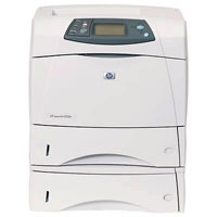 Принтер HP LaserJet 4250TN {A4, 1200dpi, 43ppm, 64Mb, 3trays 2*500+100, Parallel / USB / EIO / LAN} (Q5402A)