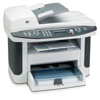 МФУ HP LaserJet M1522NF MFP {принтер/копир/сканер/факс A4, 1200dpi, 23ppm, 64Mb, 2trays 250+10, ADF 50 sheets, USB / LAN} (CB534A)